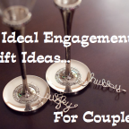 ideal engagement gift ideas for couples
