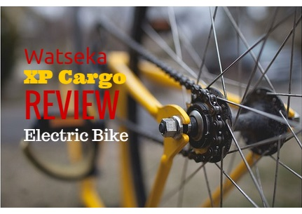 watseka xp cargo bike review