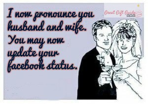 wedding-facebook-status