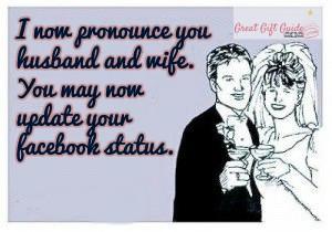Baby Shower Facebook Statuses ~ Weddings great gift guide