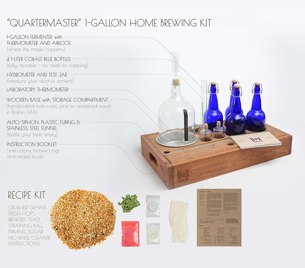 Home Beer Brewing Kit As A Gift Great Gift Guide