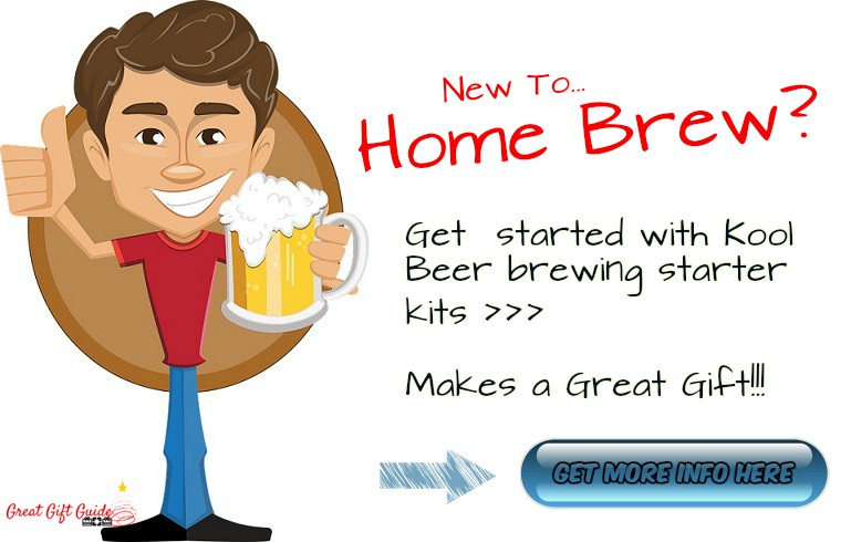 Click for info on home brew beer kits