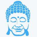 tiny buddha face